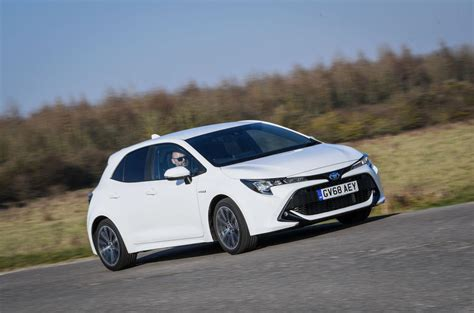 toyota corolla  hybrid hatchback  uk review autocar