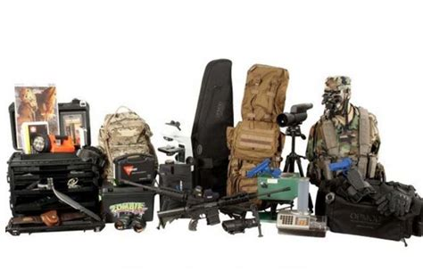 survival zombie apocalypse kits kit possibly could everything need