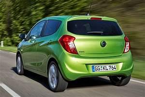 Avis Opel Karl : opel karl rijimpressies ~ Gottalentnigeria.com Avis de Voitures