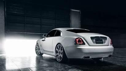 Royce Rolls Wallpapers Wraith Luxury Desktop 4k
