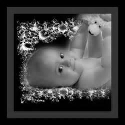 Cadre Noir Et Blanc : bebe cadre noir et blanc ~ Teatrodelosmanantiales.com Idées de Décoration