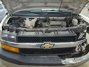Used Parts 2013 Chevy 3500 Express Van 6 0l L96 Engine