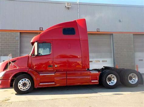 volvo trucks for sale in 2008 volvo vnl64t670 sleeper truck for sale 850 488 miles