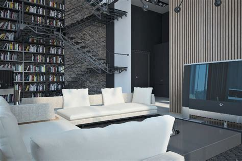 modern house dynamic modern designs from igor sirotov Industrial