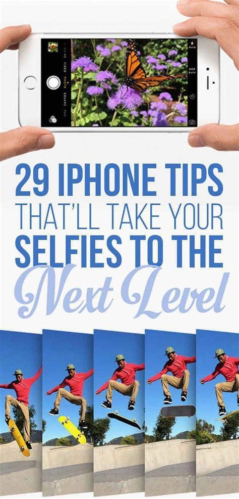 29 iPhone Tips That'll Take Your Selfie Game To The Next ...