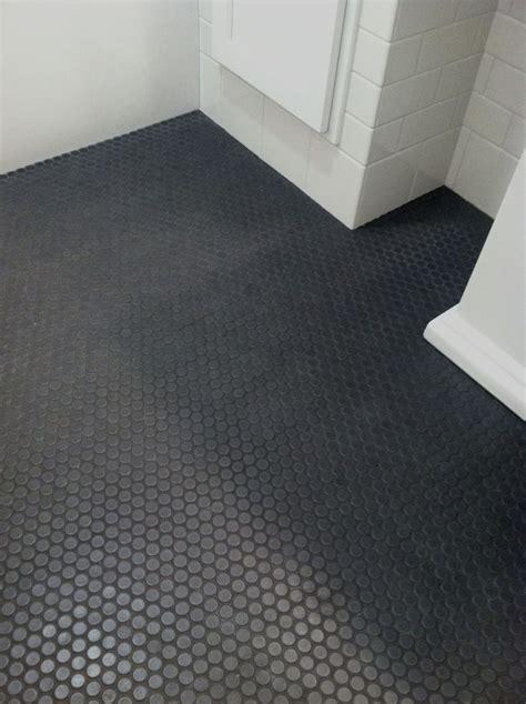 ann sacks savoy penny mosaics penny tile floors penny