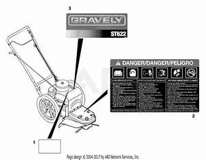 Gravely 946502  000101