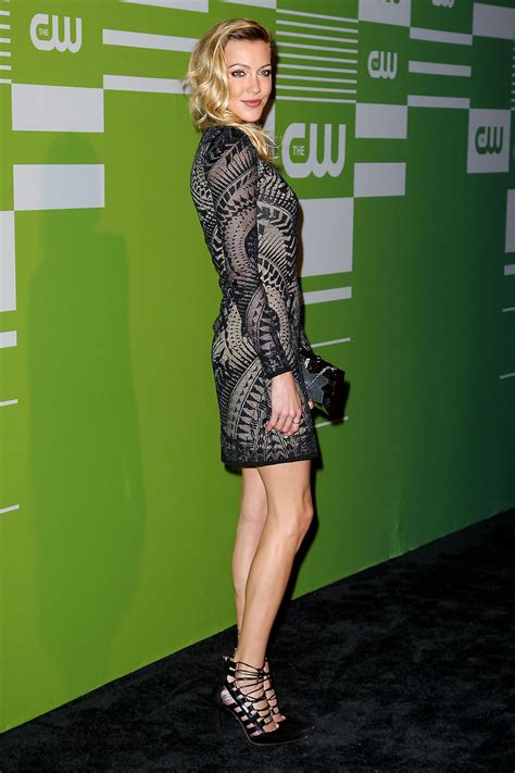 Katie Cassidy – The CW Network's 2015 Upfront in New York ...