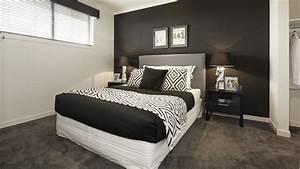 deco de chambre noir et blanc With chambre blanche et noir