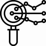 Research Scamper Icon Statistical Effizienz Laboratory Experiment