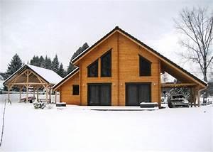 construire sa maison en kit bois construire maison en With maison en rondin prix 6 construire sa maison en bois en kit soi meme