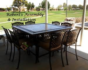 pictures for assembly installation in temecula ca 92592