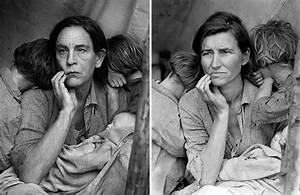 Photographer Recreates Iconic Photos With John Malkovich ...
