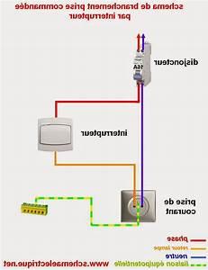 Branchement D Une Prise : d tecteur de mouvement et de lumi re d tecteur de ~ Dailycaller-alerts.com Idées de Décoration