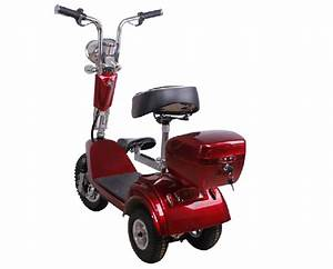 3 wheels electric scooters with 36v 250w motor tricycle ...