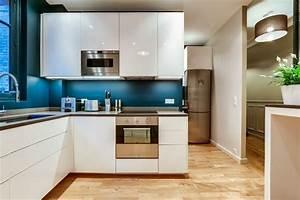 les 25 meilleures idees de la categorie cuisine bleu With cuisine bleue et blanche