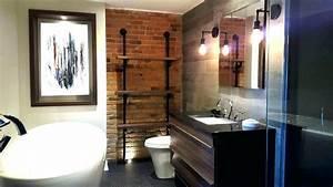 Meuble Salle De Bain Style Industriel : salle de bain industrielle ou sign style sign ration la ~ Teatrodelosmanantiales.com Idées de Décoration