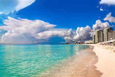 cancun weather climate
