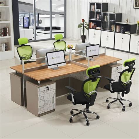 low price eco friendly modern person office puter wooden