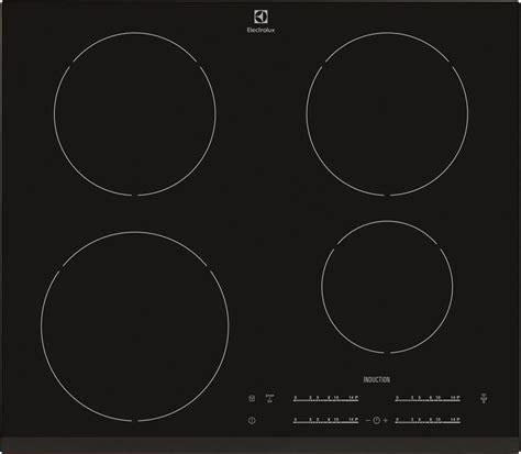 piani cottura induzione rex electrolux piano cottura induzione 4 fuochi incasso