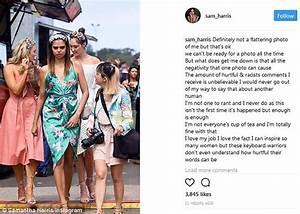Indigenous mode... Samantha Harris Quotes