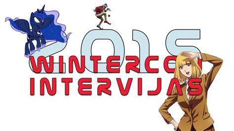 Projekts WinterCon 2015 - YouTube
