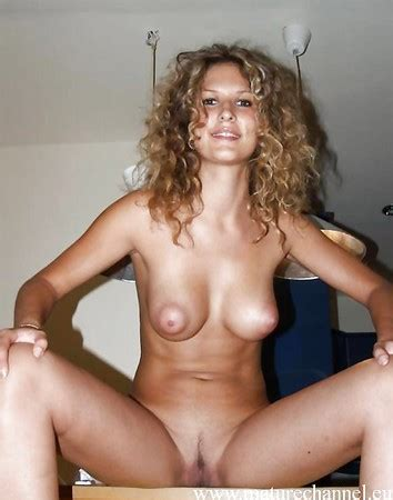 Curly Haired Redhead Milf