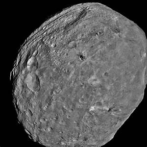Vesta is Actually an Ancient Protoplanet