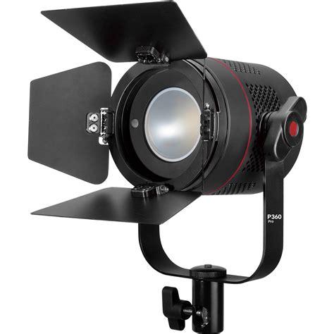 vidpro professional led light fiilex p360 pro led light flxp360p b h photo video