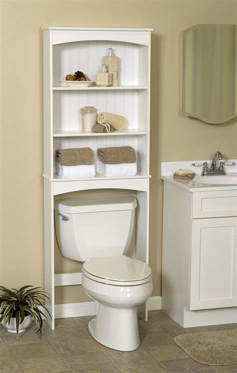 zenna home ew open shelf   toilet spacesaver