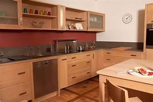 Meuble Cuisine Bois Brut : porte meuble cuisine bois brut cuisine id es de ~ Dailycaller-alerts.com Idées de Décoration