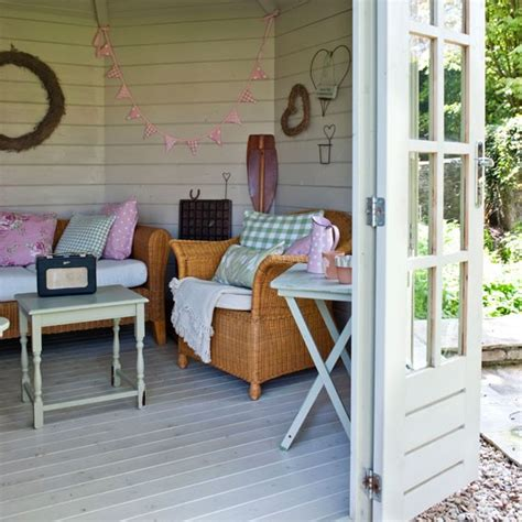 summer home decorating ideas inspired include mix and match furniture garden summer house ideas for your outside space housetohome