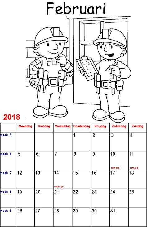 Kleurplaat Sinterklaas Kalender by Kleurplaten Sinterklaas Kalender
