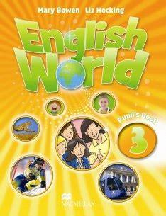 english world  pupils book