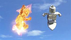 Human Torch Vs Silver Surfer - Lego Marvel Super Heroes ...