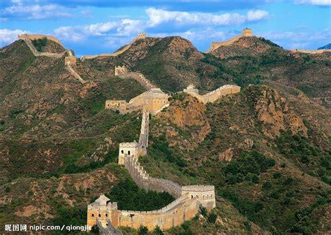 长城摄影图__国内旅游_旅游摄影_摄影图库_昵图网nipic.com