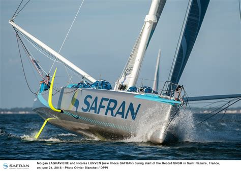 Safran Bateau Imoca by Open 60 Xs Sailing