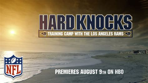 hard knocks la rams  official trailer nfl youtube