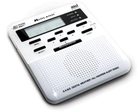 weather radios lake county hurricane preparedness web guide
