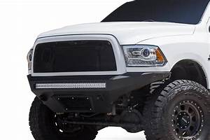 Dodge Ram 2500  U0026 3500 Stealth Fighter Front Bumper