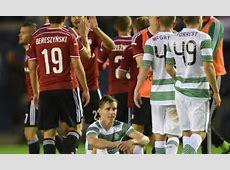Celtic's Gordon Strachan has no sympathy for Legia Warsaw
