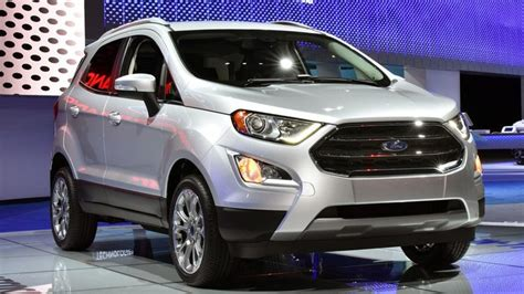 ford ecosport deals prices incentives leases