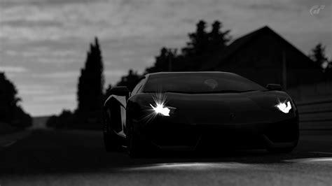 Black Lamborghini Hd Wallpapers by Black Lamborghini Wallpaper 72 Images
