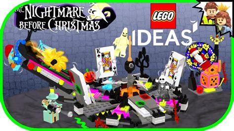 nightmare  christmas lego ideas project