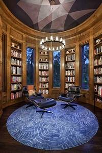 23, Amazing, Home, Library, Design, Ideas, For, All, Book, Lovers