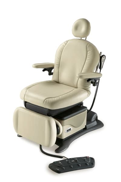 midmark 641 barrier free 194 174 power procedures chair