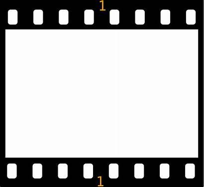 Film Strip Filmstrip Svg Wikimedia Commons Frame