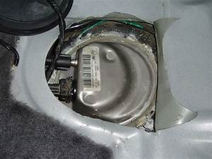 2001 Ford Taurus Fuel Pump Relay Location