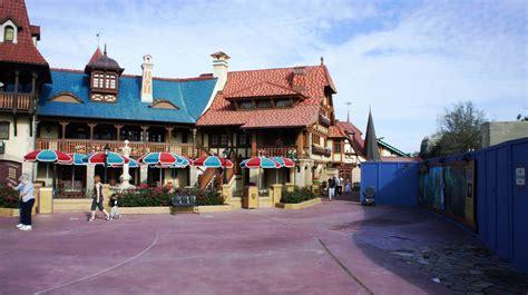 magic kingdom trip report fantasyland construction update february 2012