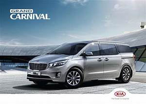 2017 Kia Grand Carnival Set To Enter Malaysian Market Soon